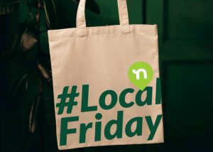 NextDoor Local Friday Comercio Proximidad
