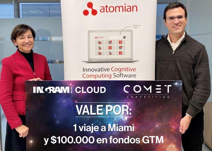 Atomian Ingram Micro