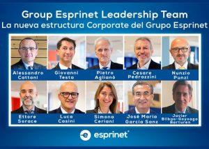 Grupo Esprinet equipo de liderazgo