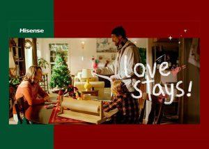 Hisense #LoveStays