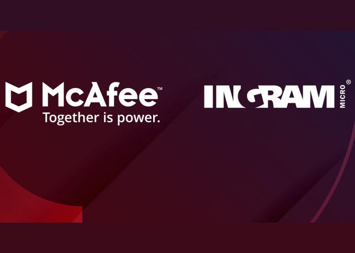 Ingram Micro McAfee