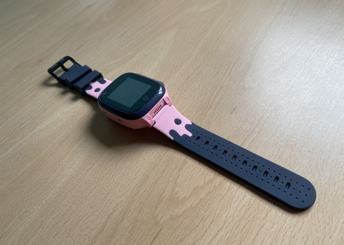 InnJoo Kids Watch 4G Rosa Lateral