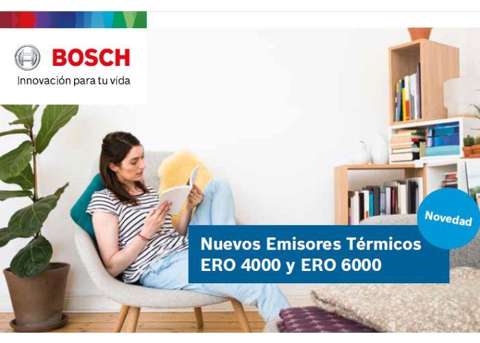 Emisores ERO Bosch Termotecnia