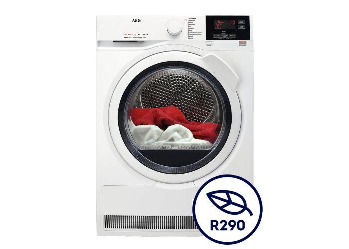 Secadora AEG serie 7000
