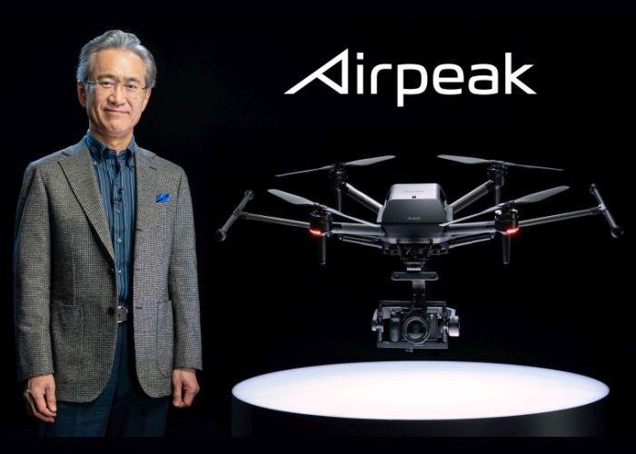 Airpeak Sony CES 2021