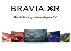 Bravia XR Sony CES 2021