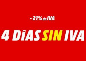 Días sin IVA 2021
