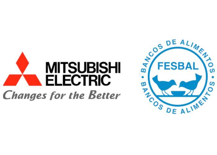 Mitsubishi Electric Banco de Alimentos
