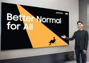 Samsung Better Normality CES 2021