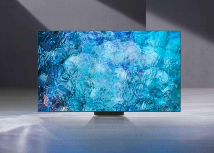 Samsung CES 2021 Neo QLED