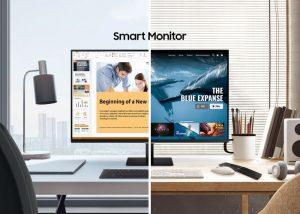 Samsung Monitores M5 M7