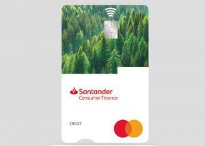 Santander Consumer Tarjeta Eco