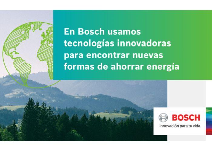 Día Mundial de la Energía Bosch Termotecnia