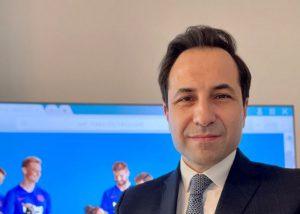 Hasan Ali Yardimci General Manager Beko Iberia