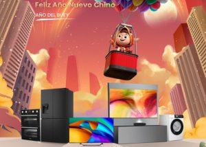 Hisense Año Nuevo Chino