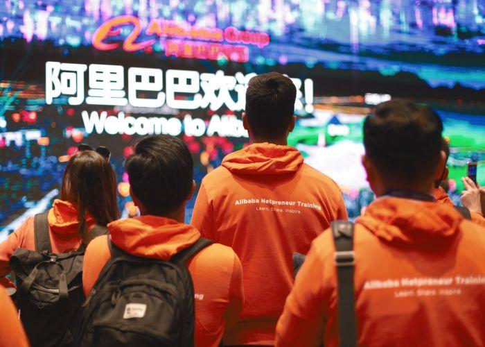 Alibaba Netpreneur Masterclass Spain ICEX