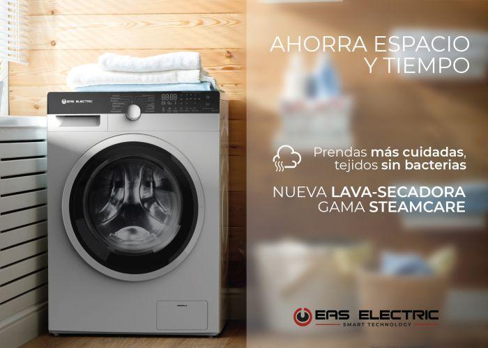 Lavasecadora Eas Electric Steam