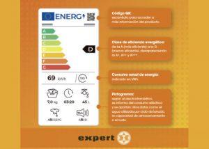 Expert etiquetado energético