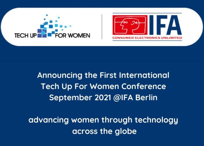 IFA Tech Up For Women