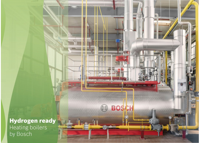 Bosch Termotecnia Hidrógeno