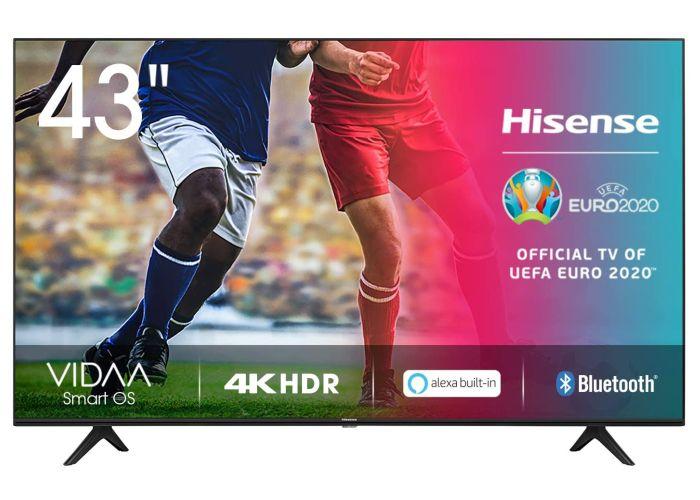 Hisense 43 pulgadas televisores más vendidos