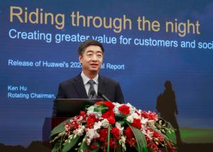 Huawei Resultados 2020