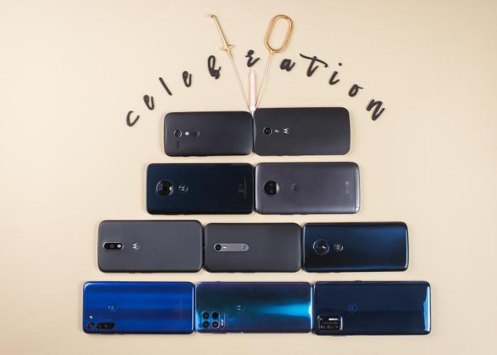Motorola 10 Generaciones