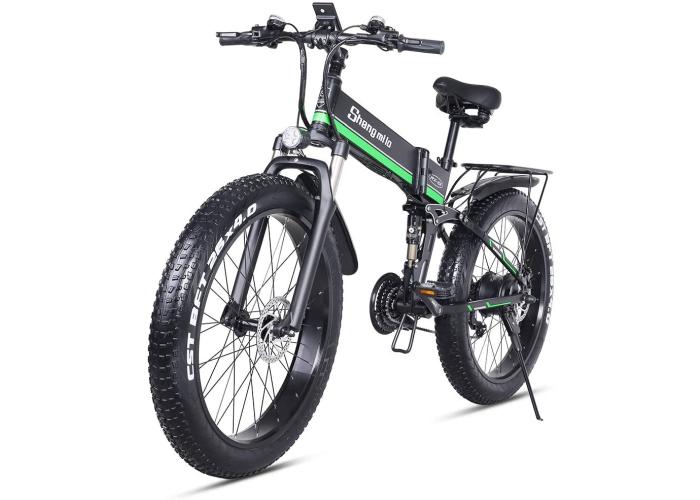 Sheng Mi Lo Bicicleta Eléctrica