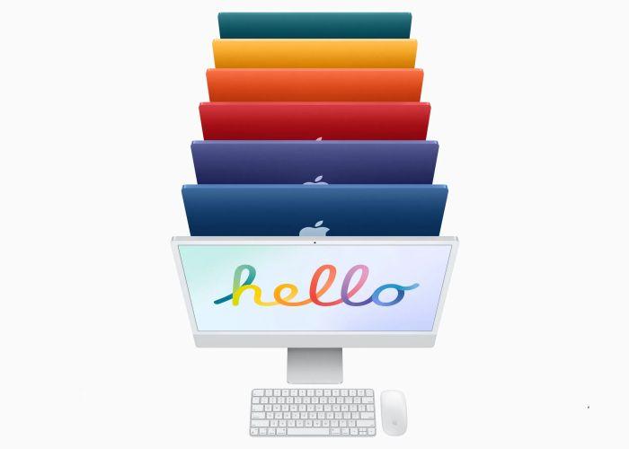 iMac 2021 Apple Event
