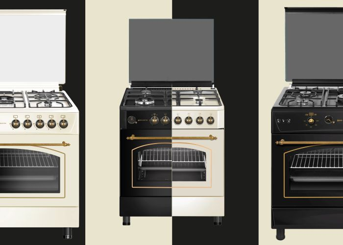 cocina de gas vintage Eas Electric Serie Classic