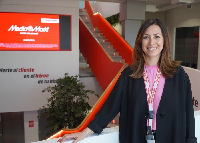 Lori Hernández RRHH MediaMarkt Iberia