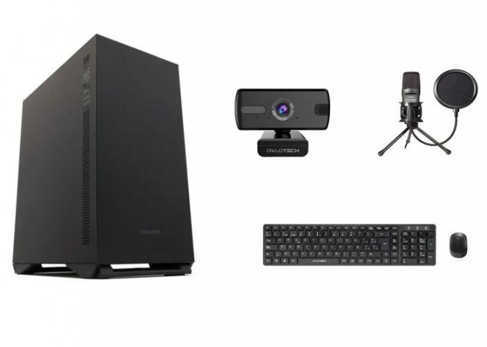PC Sobremesa Gaming AMD