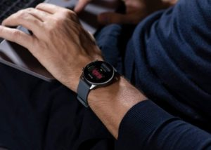 Smartwatch Esfera Redonda
