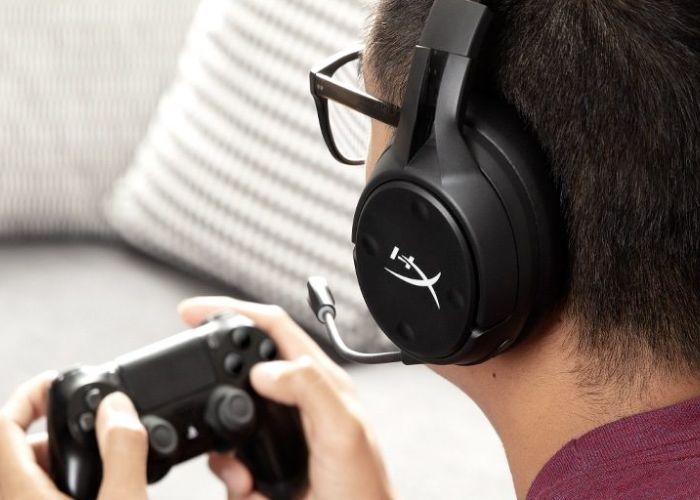 auriculares gaming inalámbricos