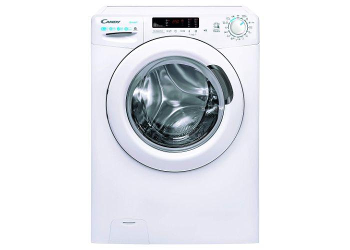 Candy Smart lavadora secadora blanca