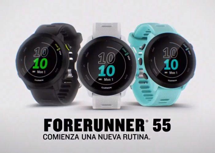 Forerunner 55