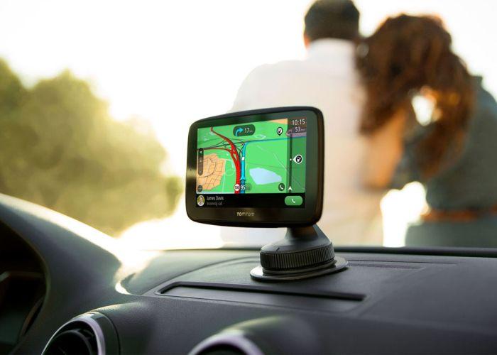 GPS para camper campervan garmin