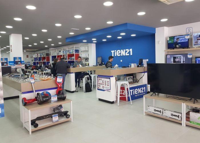 Tienda TIEN21
