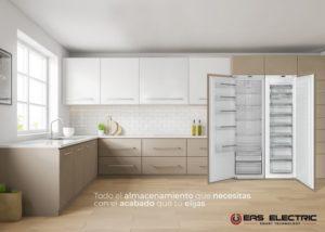 frigoríficos integrables Eas Electric