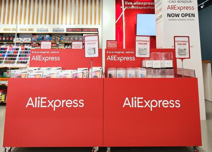 AliExpress Plaza Barcelona