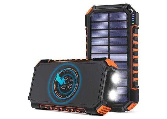 Hiluckey Cargador Solar