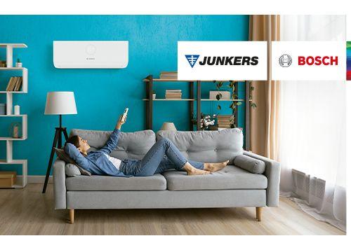 Junkers Bosch calidad de aire