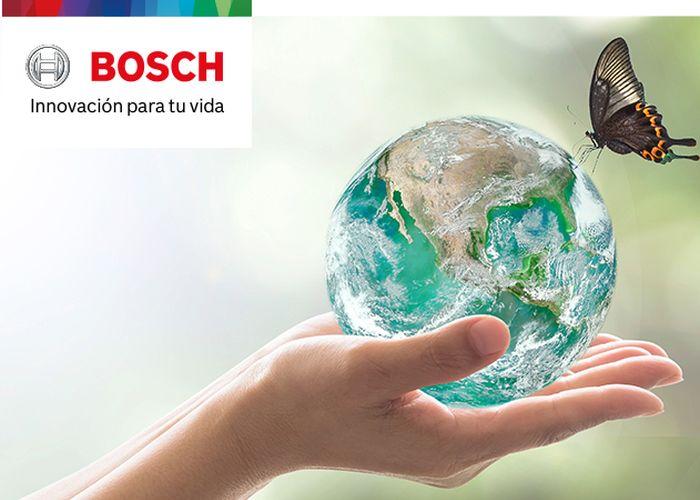 Bosch Termotecnia Capa de Ozono