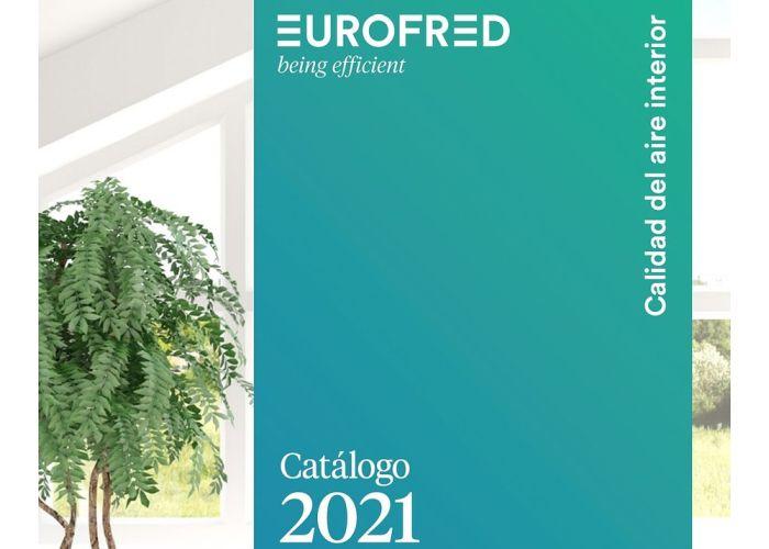 Catálogo 2021 Eurofred