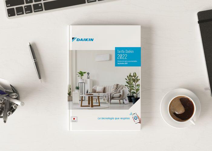 Daikin Catálogo 2021