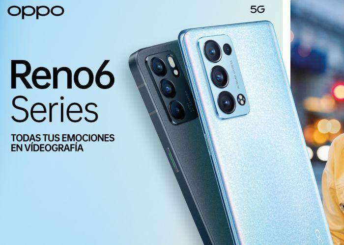 Oppo Reno 6 Series