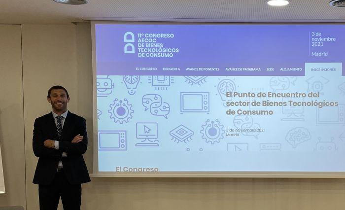 Presentación del 11º Congreso de Bienes Tecnológicos de Consumo de AECOC