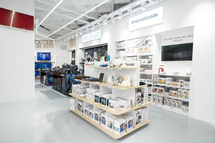 Productos en AliExpress Plaza