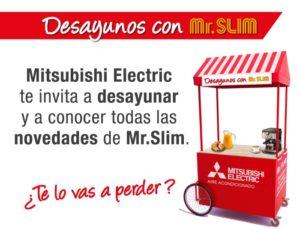 Mitsubishi Electric lanza una nueva campaña