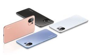 El nuevo Xiaomi 11 Lite 5g NE